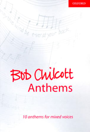 Anthems Volume 1 Bob Chilcott Partition Chœur - laflutedepan