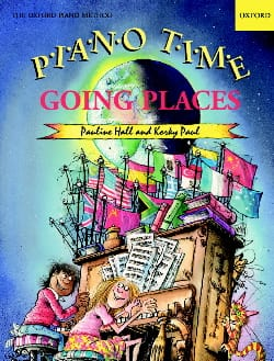 Piano Time Going Places - Partition - Piano - laflutedepan.com