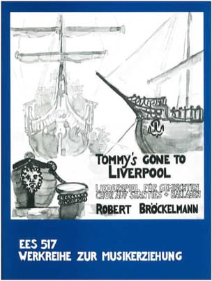 Brockelmann - Tommy's Gone To Liverpool - Partition - di-arezzo.fr
