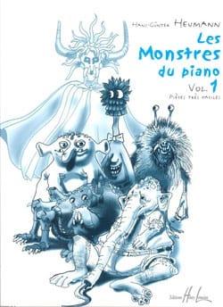 Les Monstres Du Piano Volume 1 Hans-Günter Heumann laflutedepan