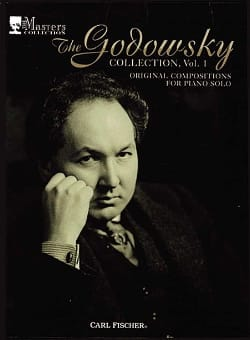 Leopold Godowsky - Original Compositions Volume 1 - Partition - di-arezzo.fr