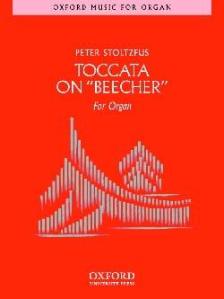 Stoltzfus - Toccata On Beecher - Sheet Music - di-arezzo.com