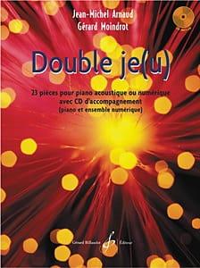 Arnaud Jean-Michel / Moindrot Gérard - Double Je(U) - Partition - di-arezzo.fr