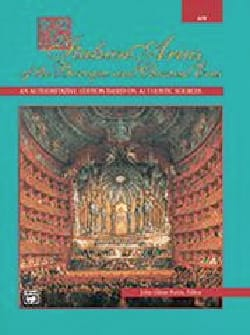 Italian Arias Of The Baroque And Classical Eras Voix Grave - laflutedepan.com