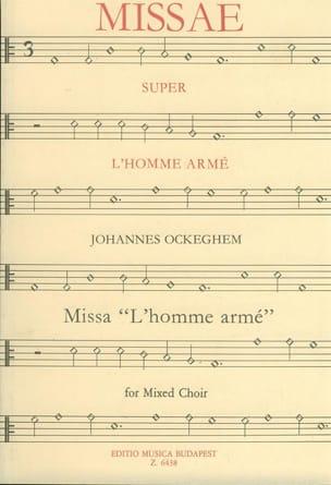 Messe de L'homme Armé - Johannes Ockeghem - laflutedepan.com