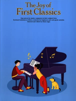 Joy Of First Classics Book 1 Partition Piano - laflutedepan