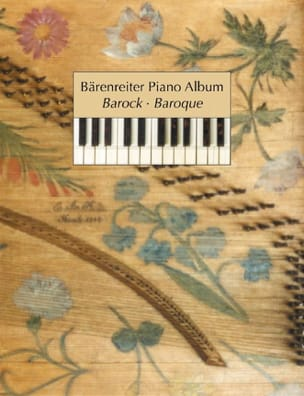 - Baroque Barenreiter Piano Album - Partition - di-arezzo.fr
