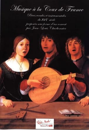 - Music at the court of France - Sheet Music - di-arezzo.com
