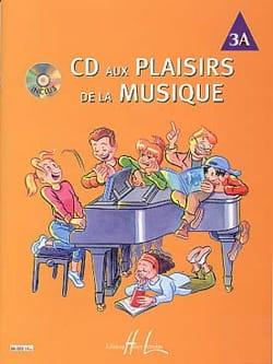 CD Aux Plaisirs de la Musique Volume 3A - laflutedepan.com