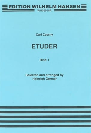 Studies Book 1 - CZERNY - Partition - Piano - laflutedepan.com
