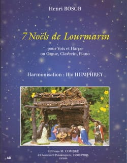 Bosco Henri / Humphrey Illo - 7 Christmas of Lourmarin - Sheet Music - di-arezzo.com