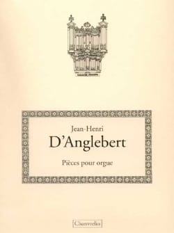 Jean-Henry d' Anglebert - Organ Pieces - Sheet Music - di-arezzo.com