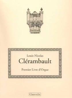 Louis-Nicolas Clérambault - 1st Organ Book - Sheet Music - di-arezzo.co.uk