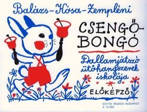 Balazs / Kosa / Zempleni - Csengo-Bongo - Sheet Music - di-arezzo.co.uk