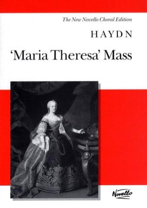 Maria Theresa' Mass (Nouvelle Edition) - laflutedepan.com