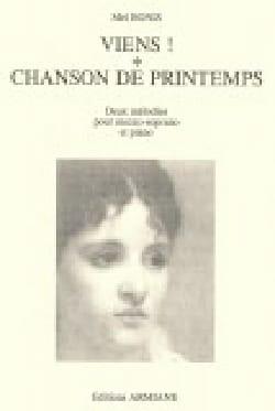 Viens / Chanson de Printemps - Mel Bonis - laflutedepan.com
