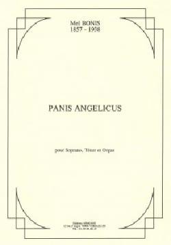 Mel Bonis - Panis Angelicus - Partition - di-arezzo.fr