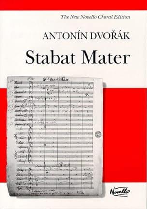 Anton Dvorak - Stabat Mater Opus 58. Nelle Edition - Partition - di-arezzo.fr