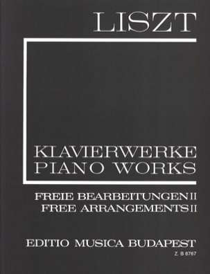 Franz Liszt - Arrangements Volume 2. Series 2 Volume 2. - Noten - di-arezzo.de