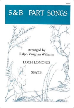 Williams Ralph Vaughan - Loch Lomond - Partition - di-arezzo.fr