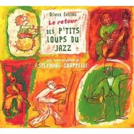 - The Return of the Little Jazz Wolves. CD - Sheet Music - di-arezzo.com