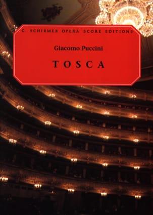 Giacomo Puccini - Tosca - Sheet Music - di-arezzo.co.uk