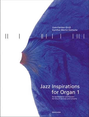 Jazz Inspirations For Organ - Partition - Orgue - laflutedepan.com