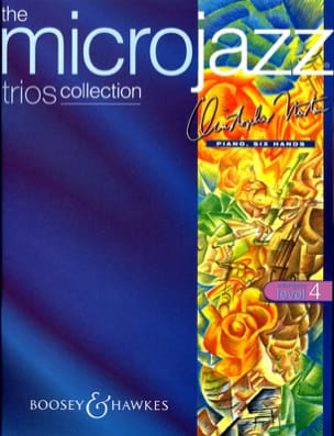 Christopher Norton - Microjazz Trio Collection Level 4. 6 hands - Partition - di-arezzo.co.uk