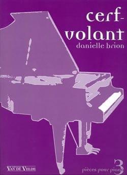 Cerf-Volant - Danielle Brion - Partition - Piano - laflutedepan.com