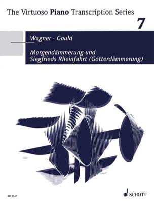 Wagner Richard / Gould Glenn - Die Meistersinger Of Nuremberg. Prélude - Partition - di-arezzo.fr