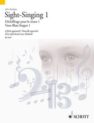 John Kember - Sight-Singing Volume 1 - Sheet Music - di-arezzo.com