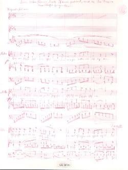 Arnold Schoenberg - Wiegenlied - Partition - di-arezzo.fr