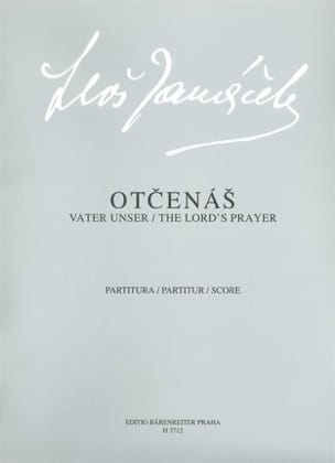 Leos Janacek - Otcenas - Sheet Music - di-arezzo.co.uk