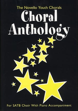 Choral Anthology SATB Partition Chœur - laflutedepan