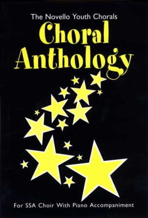 Choral Anthology SSA Partition Chœur - laflutedepan