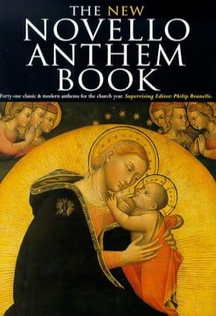 - The New Novello Anthem Book - Partition - di-arezzo.fr