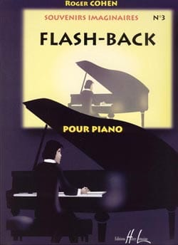 Flash-Back Roger Cohen Partition Piano - laflutedepan