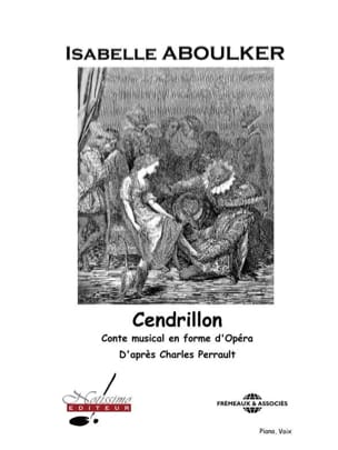 Isabelle Aboulker - Cendrillon - Partition - di-arezzo.fr