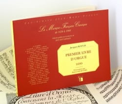 Jacques Boyvin - First Organ Book 1690 - Sheet Music - di-arezzo.com
