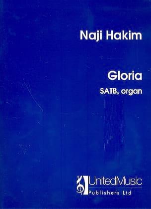 Naji Hakim - Gloria - Partition - di-arezzo.fr