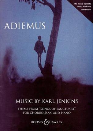 Adiemus Karl Jenkins Partition Chœur - laflutedepan