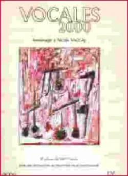 - Vocales 2000 - Livre - di-arezzo.fr