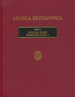 Complete Keyboard Music Volume 1 Willam Byrd Partition laflutedepan
