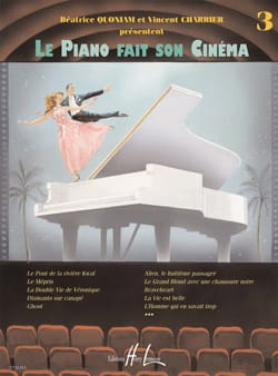 - The Piano Makes His Cinema. Volume 3 - Sheet Music - di-arezzo.co.uk
