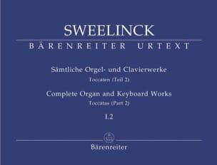 Oeuvre pour orgue et clavier Volume 1-2 - laflutedepan.com