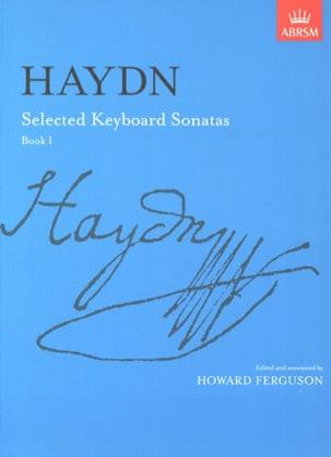 HAYDN - Selected Keyboard Sonatas Vol 1 - Sheet Music - di-arezzo.com