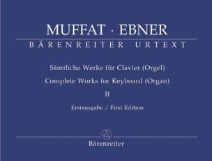 Complete Works For Keyboard (Organ) Volume 2 - laflutedepan.com