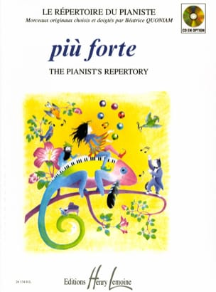Piu Forte - Sheet Music - di-arezzo.co.uk