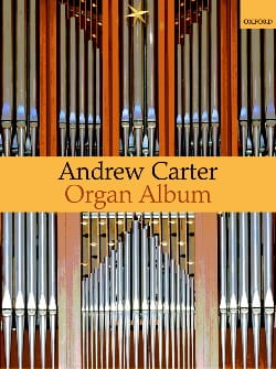 Andrew Carter - Organ Album - Partition - di-arezzo.fr
