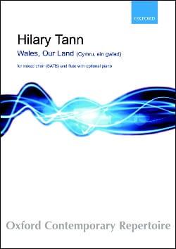 Wales, Our Land - Hilary Tann - Partition - Chœur - laflutedepan.com